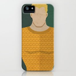 Aquaman iPhone Case