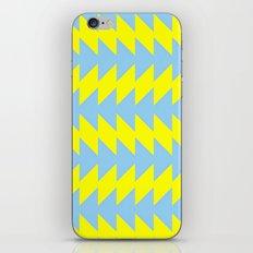 Van Zanen Yellow & Blue iPhone Skin
