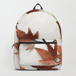 Red vintage Backpack