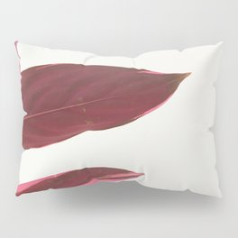 Red Leaves I Pillow Sham