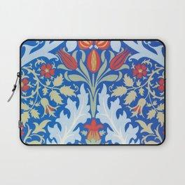 12,000pixel-500dpi - William Morris - Autumn Flowers - Digital Remastered Edition Laptop Sleeve