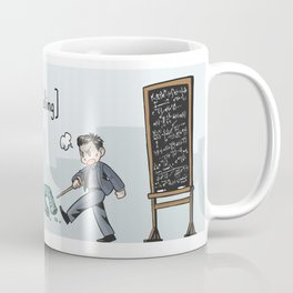 Pacific Rim - Angry Yelling Coffee Mug