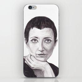 Helene Cixous iPhone Skin