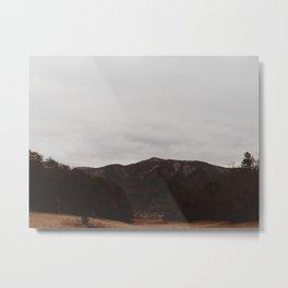 Cade's Cove, Great Smoky Mountains National Park Metal Print