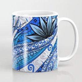 Boho Stylized Rope Pattern Coffee Mug