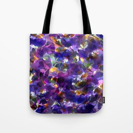 Blueberry Fields Tote Bag