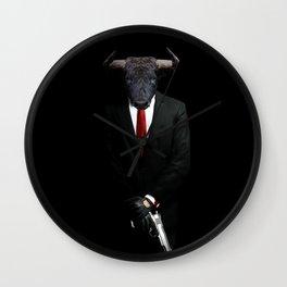 Hitbull Wall Clock