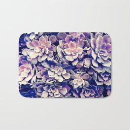 Garden Plants Bath Mat