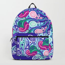 Carousel of Life Backpack