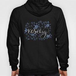 Koselig - Blue Hoody