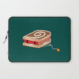 Dynamite Sandwich Laptop Sleeve