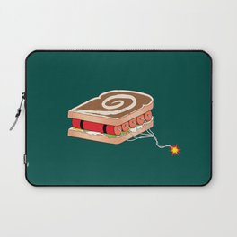 Dynamite Sandwich Laptop Sleeve