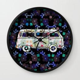 Vintage mood Wall Clock