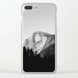Yosemite National Park VIII Clear iPhone Case