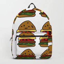 Ham Burger Backpack
