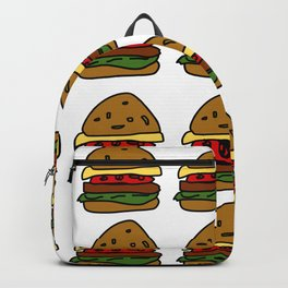 Ham Burger Backpack