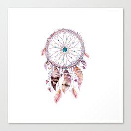 Dreamcatcher 1 Canvas Print