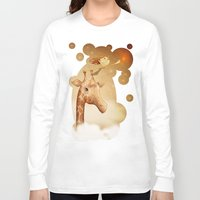 star Long Sleeve T-shirts featuring Star by José Luis Guerrero