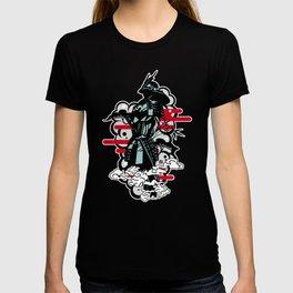samurai#2 T-shirt