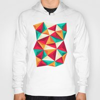 diamond Hoodies featuring Diamond by Azarias