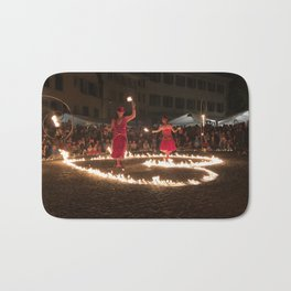 Heart Light Bath Mat