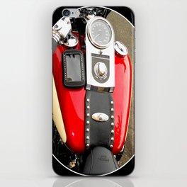 Harley 110 years iPhone Skin