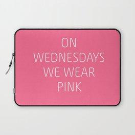 Mean Girls #8 – Pink Laptop Sleeve