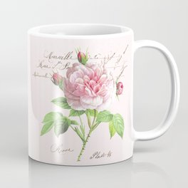 Paris Rose Coffee Mug