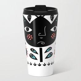 Folksy - Day Metal Travel Mug