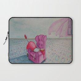 Caperucita por Angélica Muñoz Laptop Sleeve