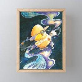 Shell Framed Mini Art Print