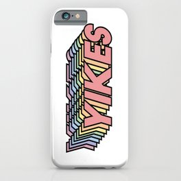 YIKES iPhone Case