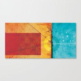 Headspace Canvas Print