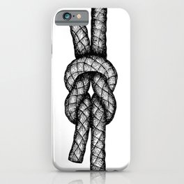 Reef Knot iPhone Case