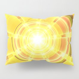 Golden Scope Pillow Sham