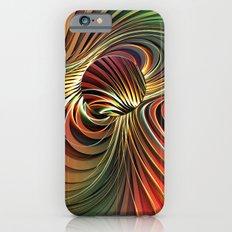 Spiral Mania 9 iPhone 6s Slim Case