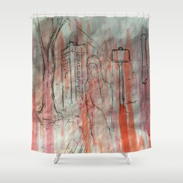 Monday 10th February 2014 (4) Shower Curtain