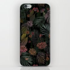 Tropical Iridescence iPhone & iPod Skin