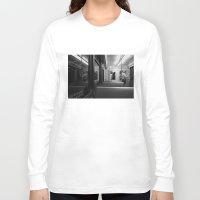 velvet underground Long Sleeve T-shirts featuring underground by catzzz