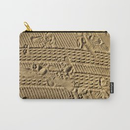 The Diary of a Beach. Carry-All Pouch