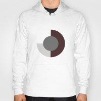 minimalist Hoodies featuring Minimalist by Akehworks