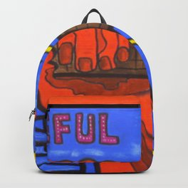Ukes For Peace Backpack