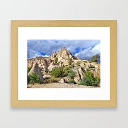 Product of 7 Million Years Framed Art Print