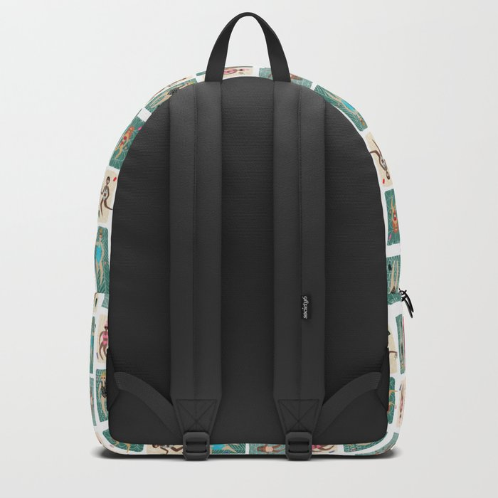 Sunbathers Backpack