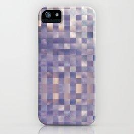 Checkerboard Sky iPhone Case