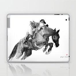 Horse (Jumper) Laptop & iPad Skin