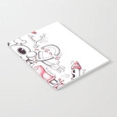 Skulltoons No.4 Notebook