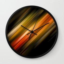 Its just traffic Wall Clock