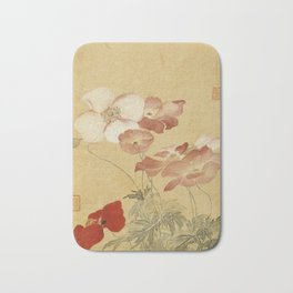 Yun Shouping - Poppies Bath Mat