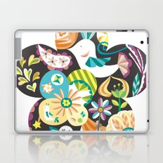 The forest of flower Laptop & iPad Skin